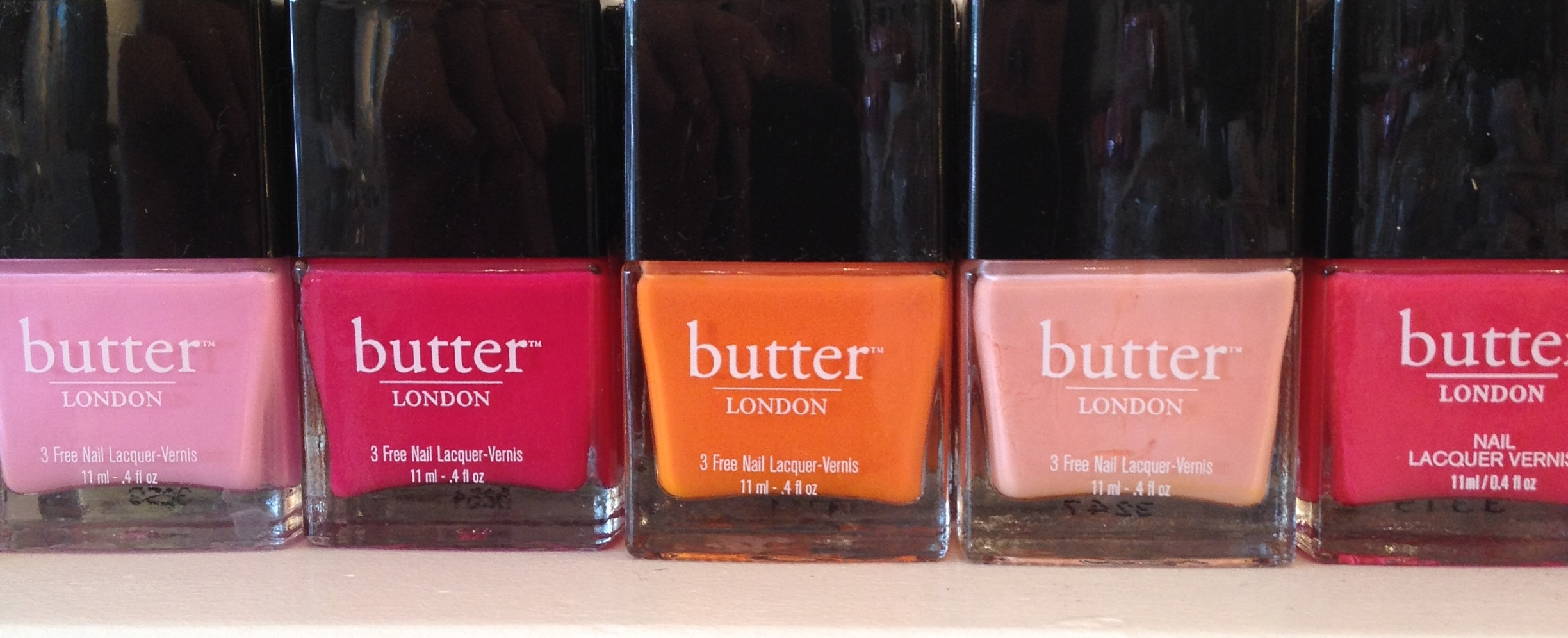 Haven Home & Style Butter London nail polish nail lacquer