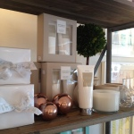 gift sets and candles from haven home & style
